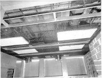 Image of Photograph - April 1946 Building 7 interior construction progress