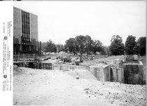 Image of June 1967 Building 31 C wing construction progress