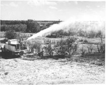 Image of Spraying field