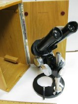 Image of 15.0010.001 - Carl Zeiss Stereoscopic Wide Field Microscope