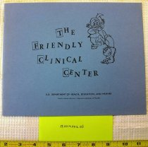 Image of 15.0014.002 - The Friendly Clinical Center Coloring Book