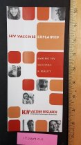 "Image of ""HIV Vaccines Explained: Making HIV Vaccines a Reality,"" 2005"