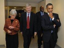 Image of Events at NIH - President Barack Obama visits NIH