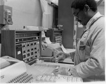 Image of National Cancer Institute - Laboratory technician at NCI