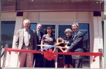 Image of National Institute of Allergy and Infectious Diseases - NIAID Malaria Vaccine Ribbon Cutting