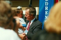 Image of President George H.W. Bush