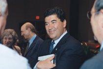 Image of NIH Director Elias Zerhouni