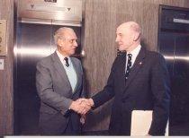 Image of NIH Campus Visits - Campus visit by Representative Edward Ross Roybal