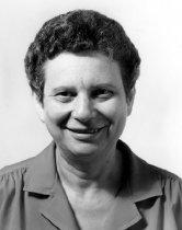 Image of Dr. Elizabeth Neufeld
