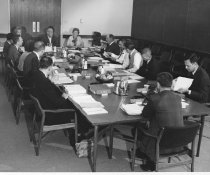 Image of Center for Scientific Review Photographs - NIH DRG Genetics Study Section meeting