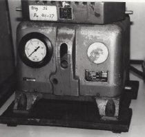 Image of 89.0001.171 - Wabash Metal Products Co Hydraulic Press, Model 12-10