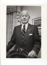 Image of Former Mayor Dudley Allen (1904-1994)