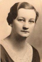 Image of 2006.16.37 - Hilda Burton first Junior Woman's Club president,1937