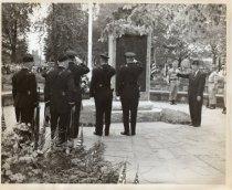 Image of 2006.183.17.5.16 - Memorial Day Ceremonies at  Wood Park