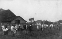 Image of 2006.183.64 - The artists colony in Leonia circa 1915
