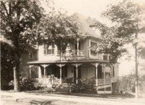 Image of 2006.188.14 - Sophia Hopken House, Leonia Avenue circa 1890s.