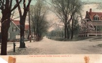 Image of 2006.188.17 - David Christie House Grand Avenue & Fort Lee Road circa 1910