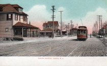 Image of 2006.188.28 - Trolley on Broad Avenue pre 1908