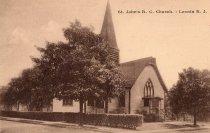 Image of 2006.188.40 - First Saint Johns Catholic Church, circa1914