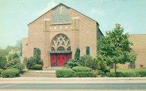 Image of 2006.188.41 - Second Saint Johns Catholic Church, circa1941