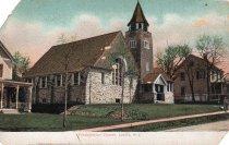 Image of 2006.188.45 - Presbyterian Church, circa1900