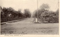 Image of 2006.188.6 - Leonia Avenue circa 1900
