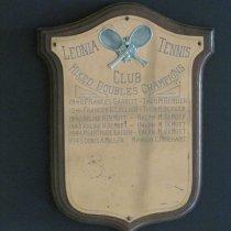 Image of 2006.201.2 - Tennis Plaque