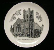 Image of 2006.204.1 - Commemorative plate