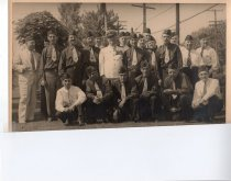 Image of 2006.24 - Members of American Legion Post #1, circa 1929