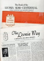 Image of Pamphlets about Leonia