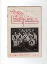 Image of Leonian school newspaper (1917)