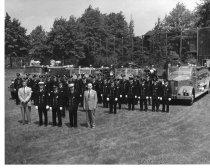 Image of 2006.3.4.1 - Leonia Volunteer  Firemen , 1957