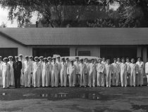 Image of 2006.3.4.5 - Leonia Volunteer  Ambulance Corps Memorial Day 1951