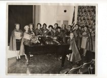 Image of Woman's Club Spring Musicale, 1966