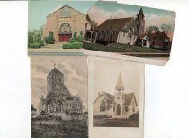 Image of Some of Leonia's Churches