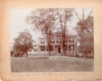 Image of 2011.2.5 - Moore Homestead, Moore Avenue(corner Grand Avenue) circa 1896