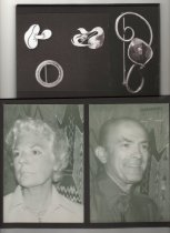 Image of 2014.10 - Charles (1910-1979) & Grace (1915-1999) Cole, Silversmiths