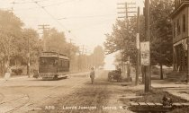 Image of 2014.1.13 - Trolley at the Junction early 1900's