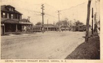 Image of 2014.1.14 - Trolley Station at the Junction circa 1914