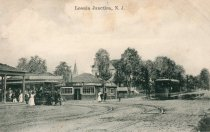 Image of 2014.1.15 - Trolley Station circa 1909