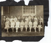 Image of 2006.189.89 - Elementary School faculty 1927