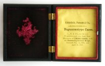 Image of Label, Daguerreotype Case made by Littlefield, Parsons & Company