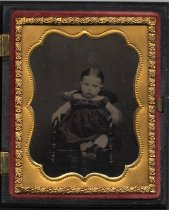 Image of Daguerreotype, Ambrotype and Tintype Collection - 01.1055