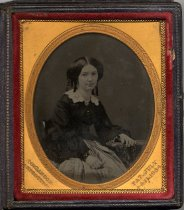Image of Daguerreotype, Ambrotype and Tintype Collection - 01.224
