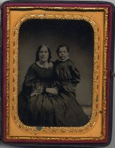 Image of Daguerreotype, Ambrotype and Tintype Collection - 1976.37.12