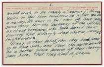 Image of Speech Notecard of Wallace Howes - 6