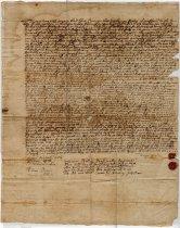 Image of Deed, June 23 & 30, 1699