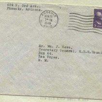 Image of envelope 100.4.1