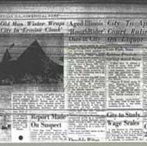 Image of Xerox Newspaper Clipping