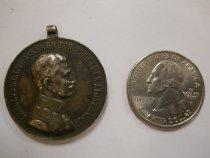 Image of Austrian Bravery Medal, 1917-8, Reverse